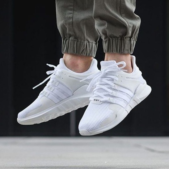 brand new 000d3 1fd7e adidas Shoes - Adidas EQT Support All white